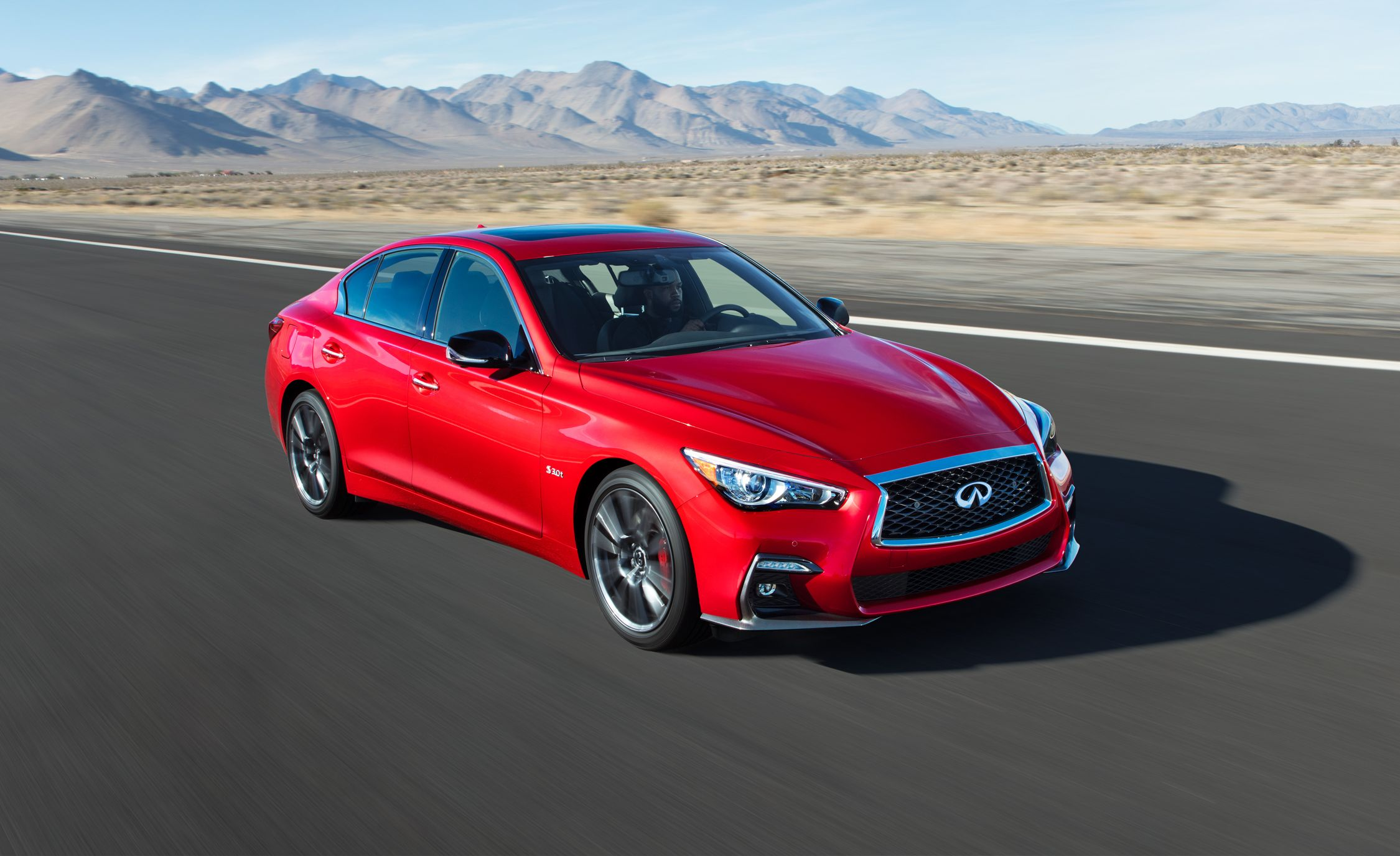2018 Infiniti Q50: The Endless Updates Continue