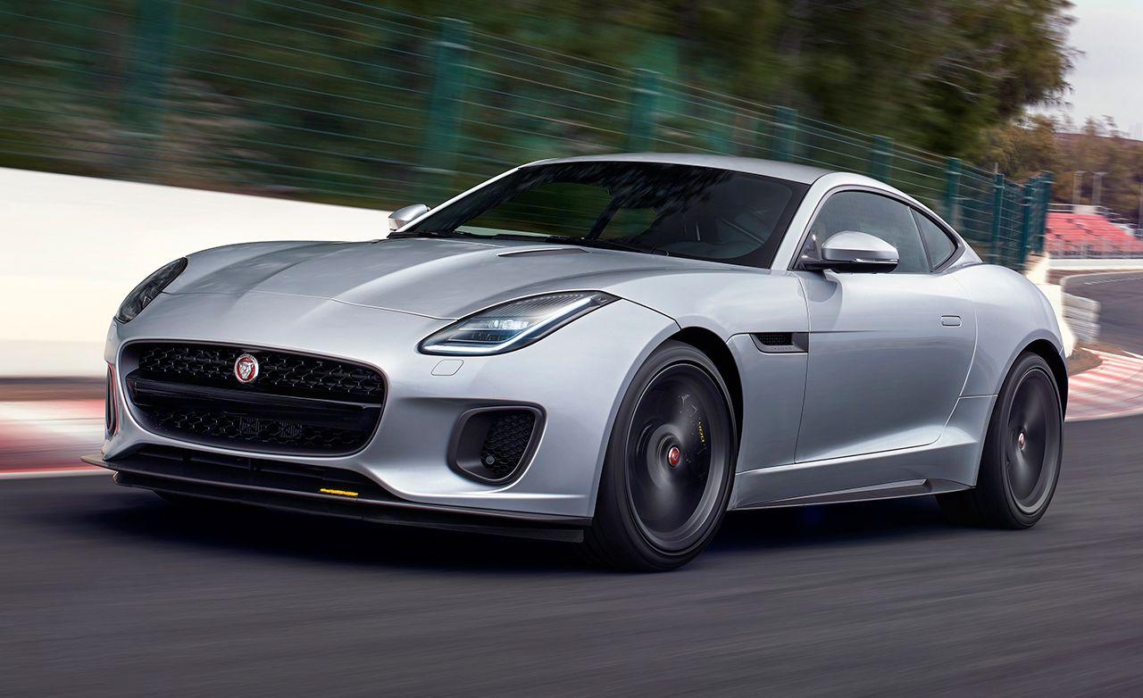 Jaguar f type r prix