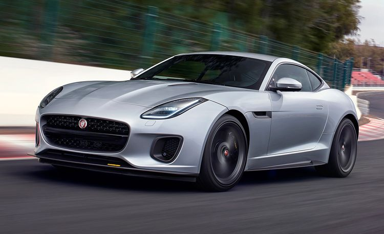 2018 Jaguar F-type: Fettled Feline
