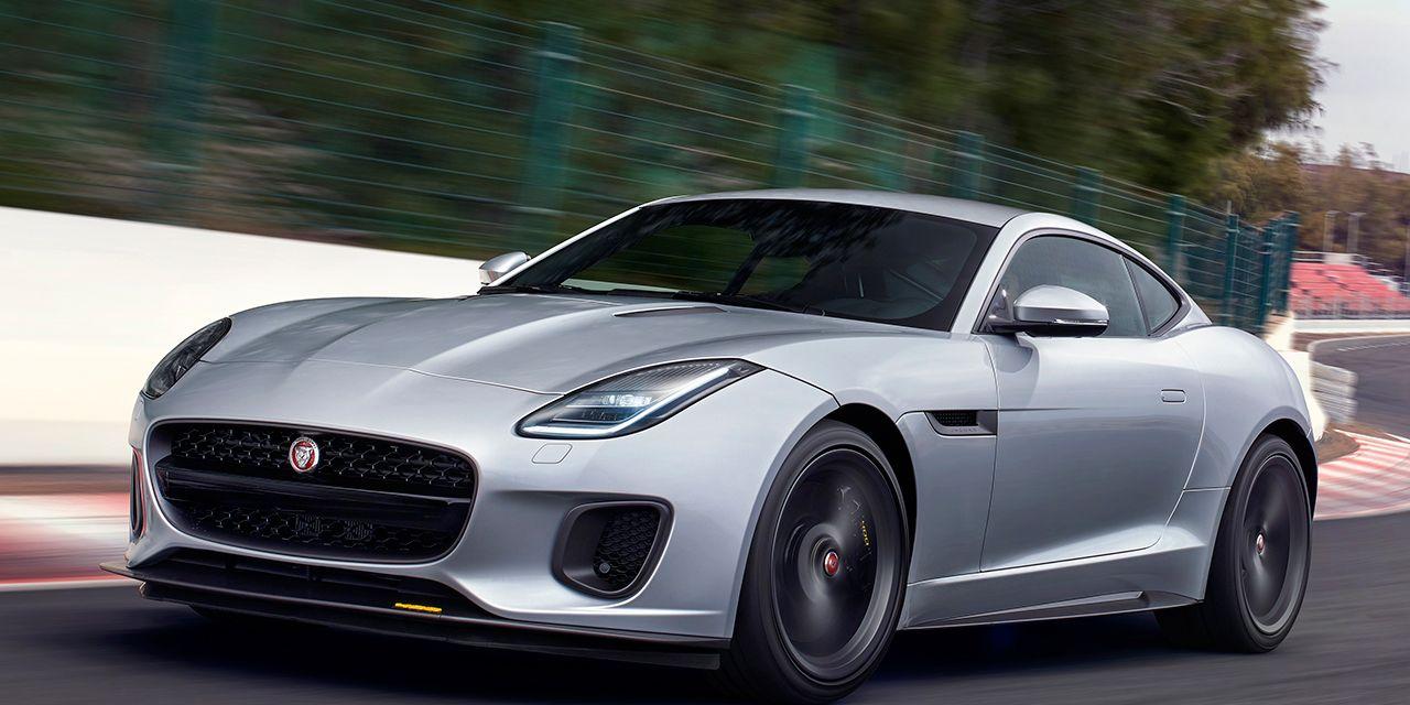 2018 Jaguar F Type >> 2018 Jaguar F Type Photos And Info 8211 News 8211 Car And Driver