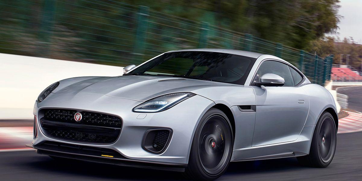 2018 Jaguar F-type Photos and Info - News - Car and Driver
