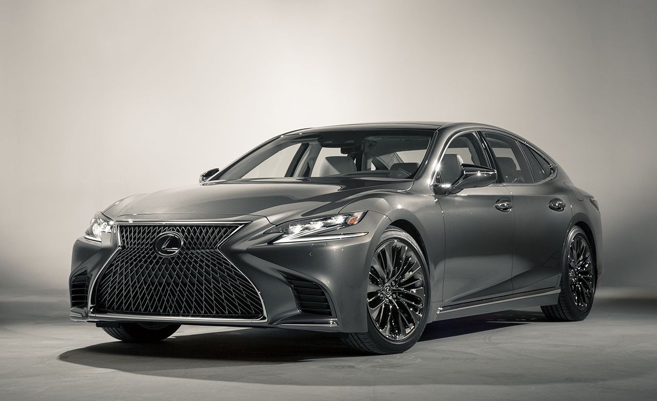 2018 Lexus LS: Once Again at the Top of Its Class?
