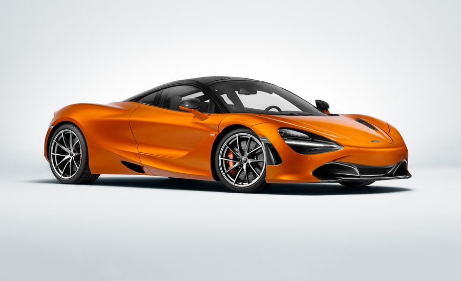The Super-Duperest Super Series: 2018 McLaren 720S Revealed!