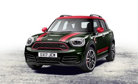 2018 Mini John Cooper Works Countryman: Mini to the Max