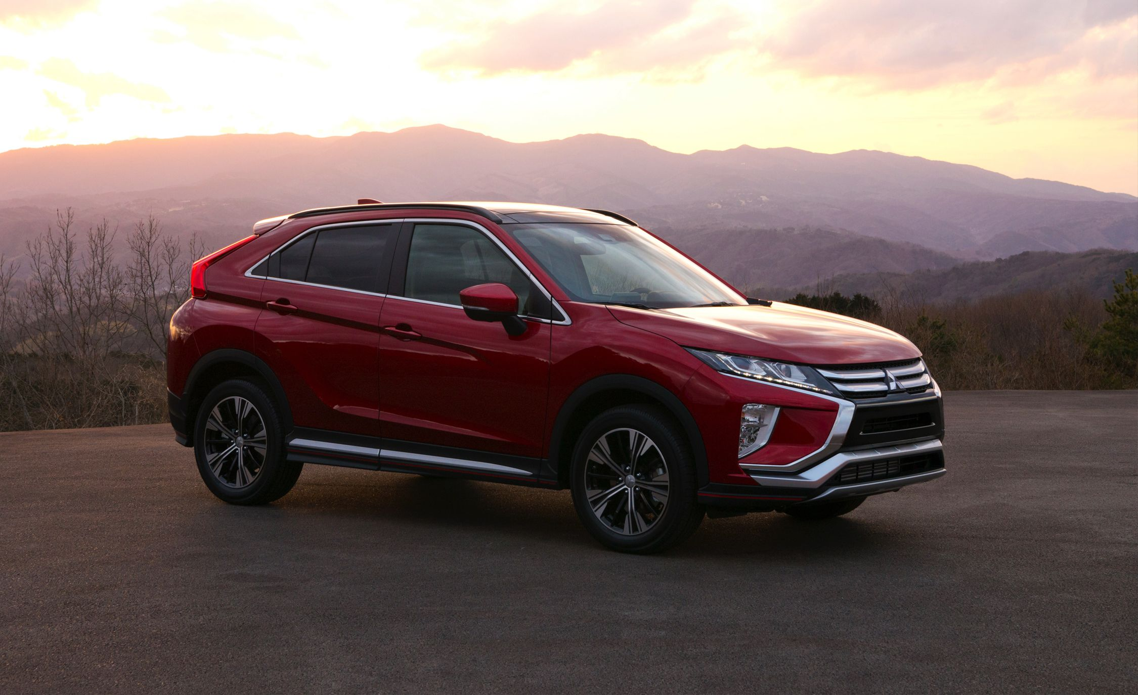 2018 Mitsubishi Eclipse Cross Photos And Info News Car
