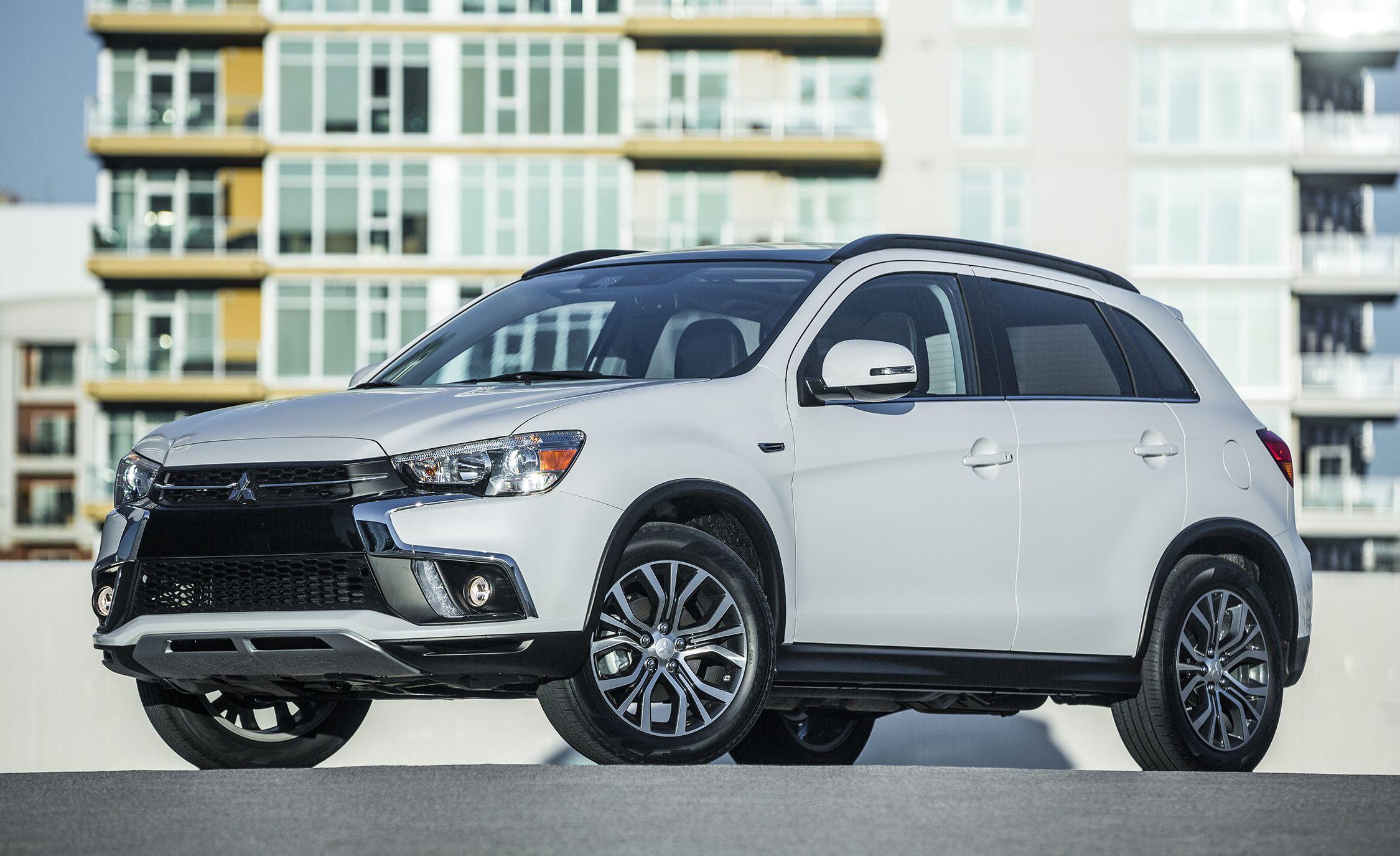2018 Mitsubishi Outlander Sport: New Look, New Tech