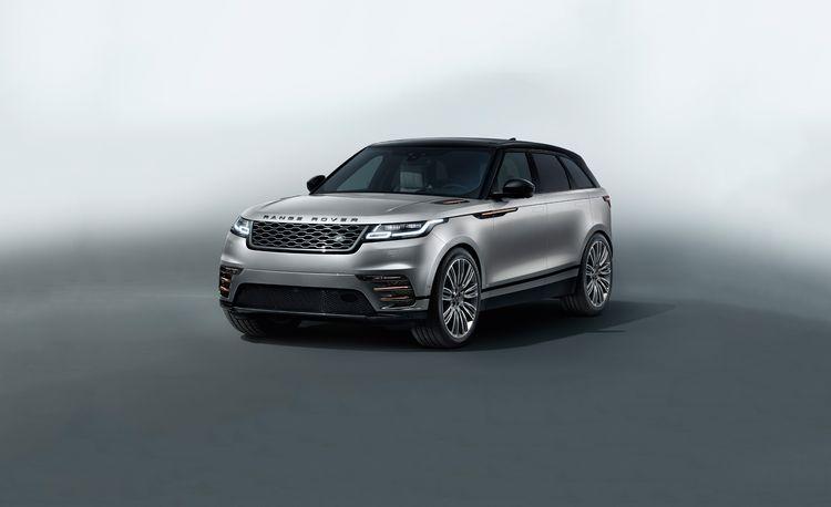 2018 Range Rover Velar: Compact Modernity
