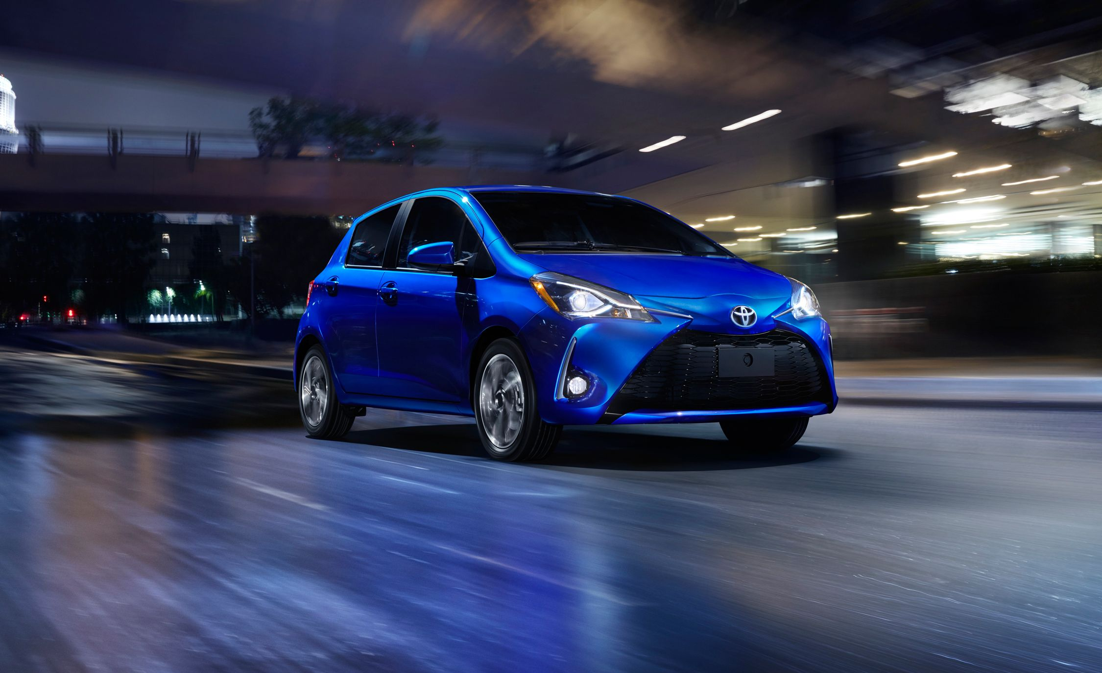 2018 Toyota Yaris: Updated Except Where It Needed It the Most