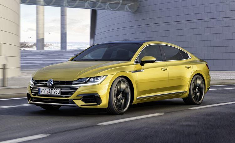 """2018 Volkswagen Arteon: The Evolution of VW's """"Four-Door Coupe"""""""