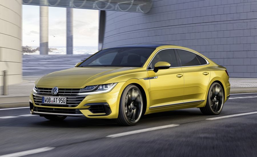 "2018 Volkswagen Arteon: The Evolution of VW's ""Four-Door Coupe"""