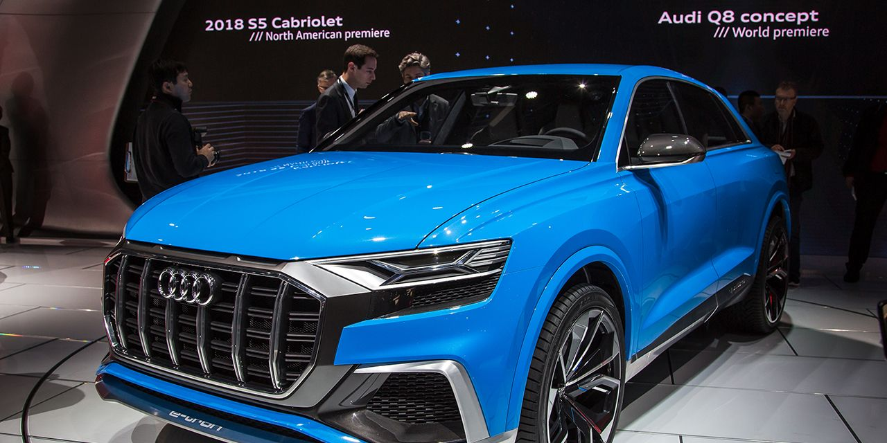 Audi Q8 Concept Photos And Info 8211 News 8211 Car And Driver