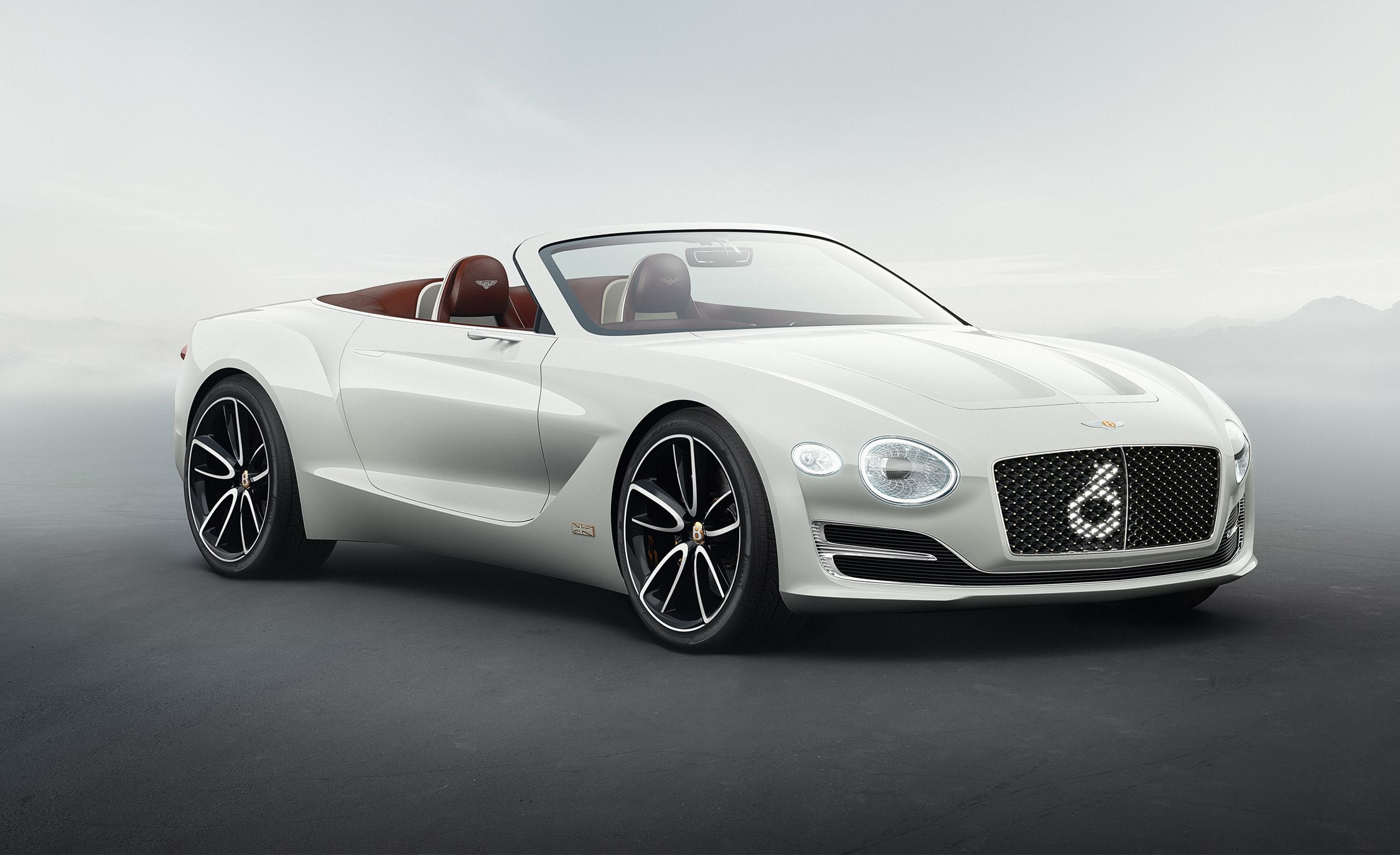 Bentley EXP 12 Speed 6e Concept: The Flying B Goes EV