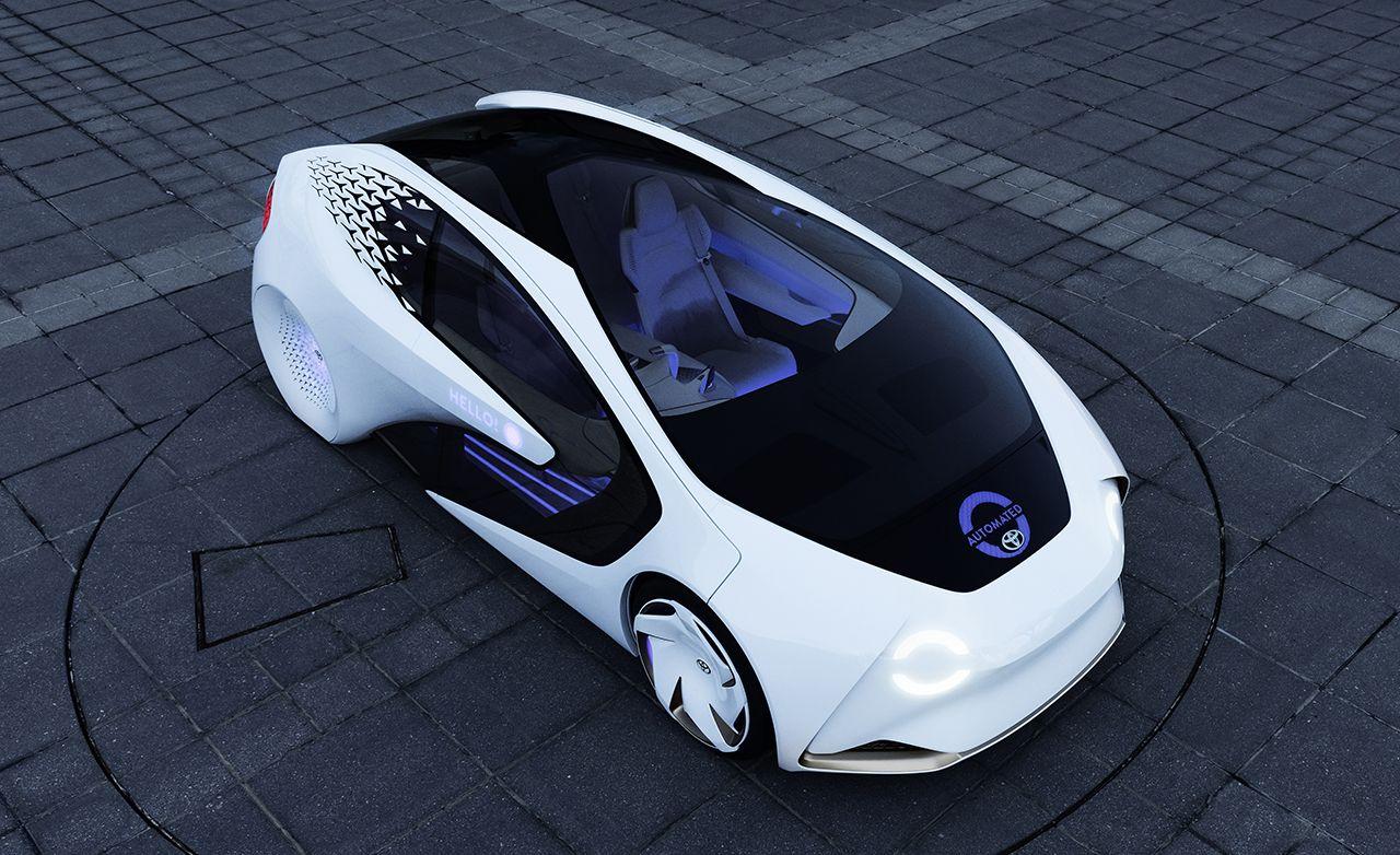 Toyota Concept-i: More Like Concept AI