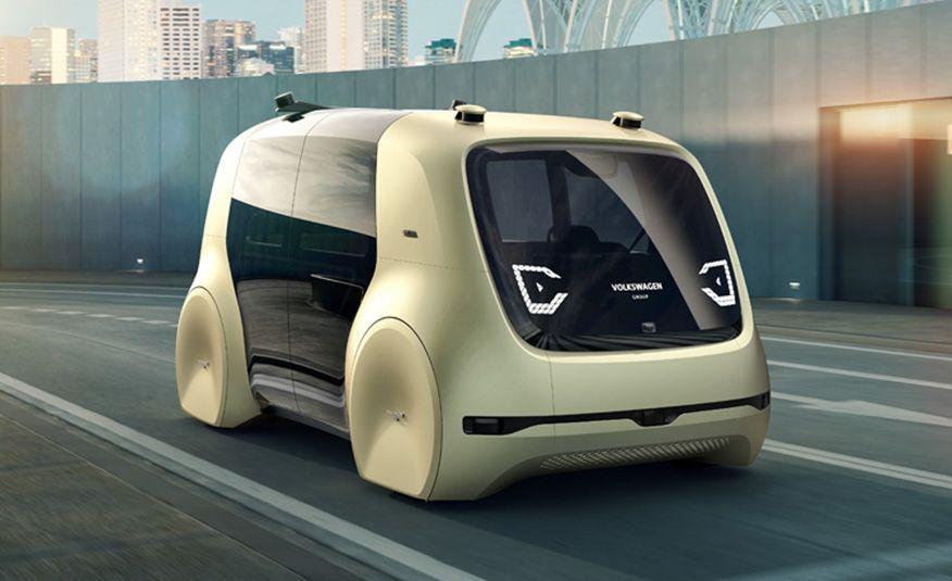 "Volkswagen Sedric Concept: From ""Das Auto"" to ""Das Automation""?"
