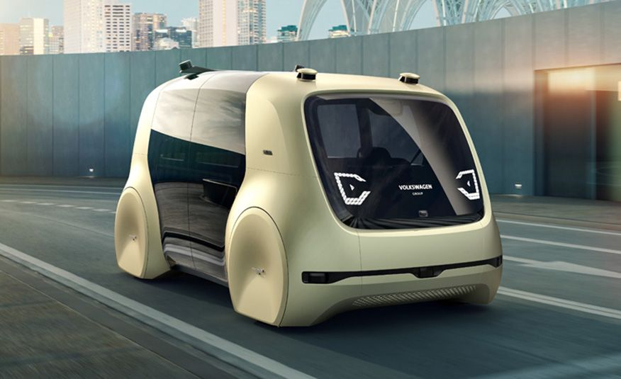 "Volkswagen Sedric Concept: From ""Das Auto"" to ""Das Automation""?"