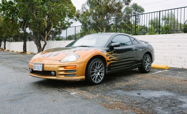 2001 Mitsubishi Eclipse GT-R