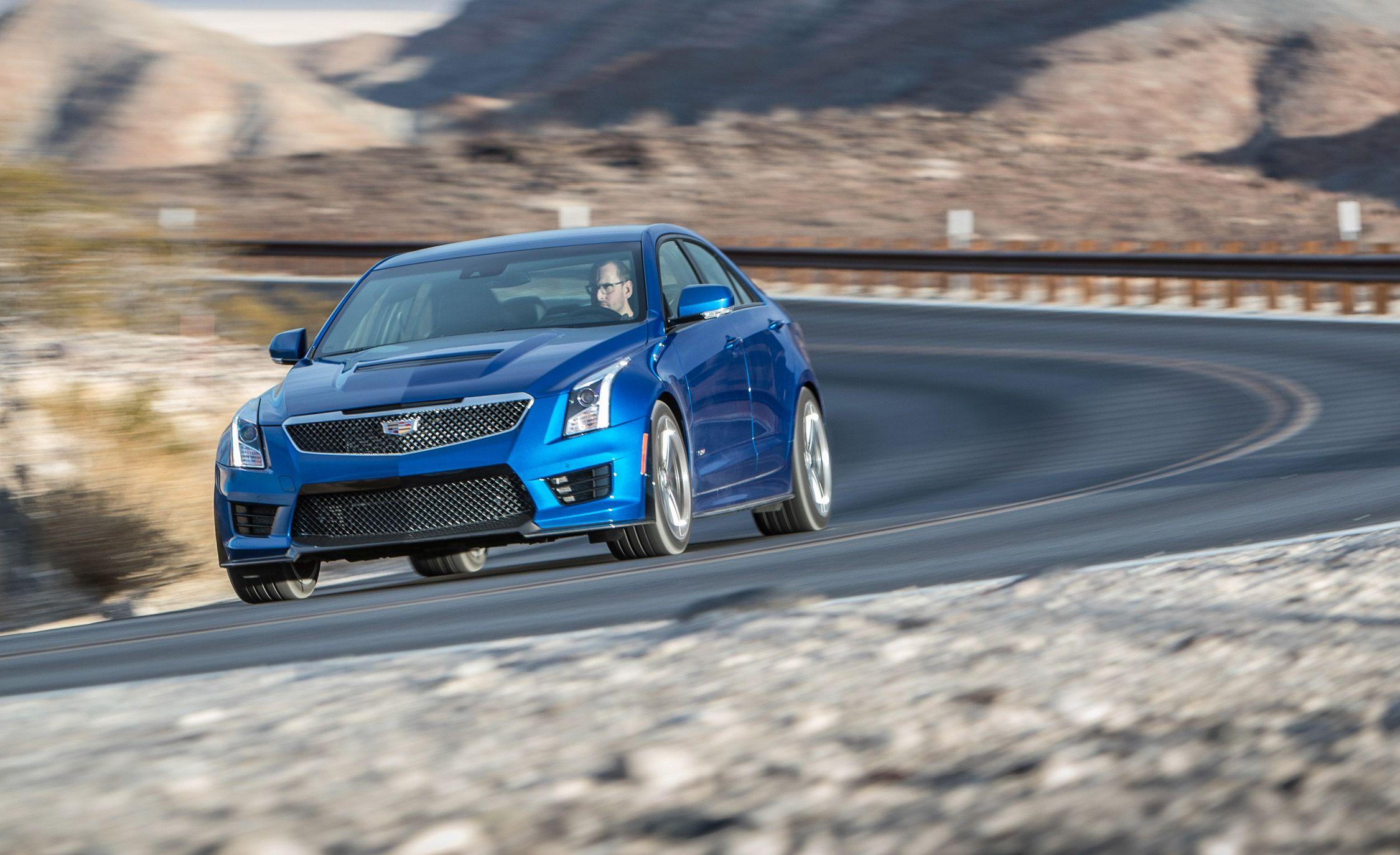 Cadillac Ats V Reviews Price Photos And Specs 2012 Xts Wiring Diagram Car Driver
