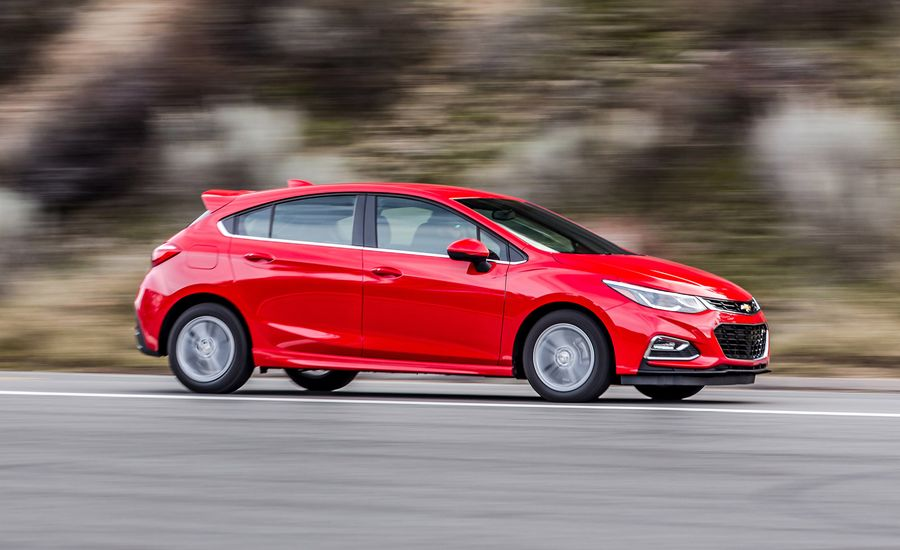 2017 Chevrolet Cruze LT RS