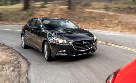 2017 Mazda 3 Touring 2.5