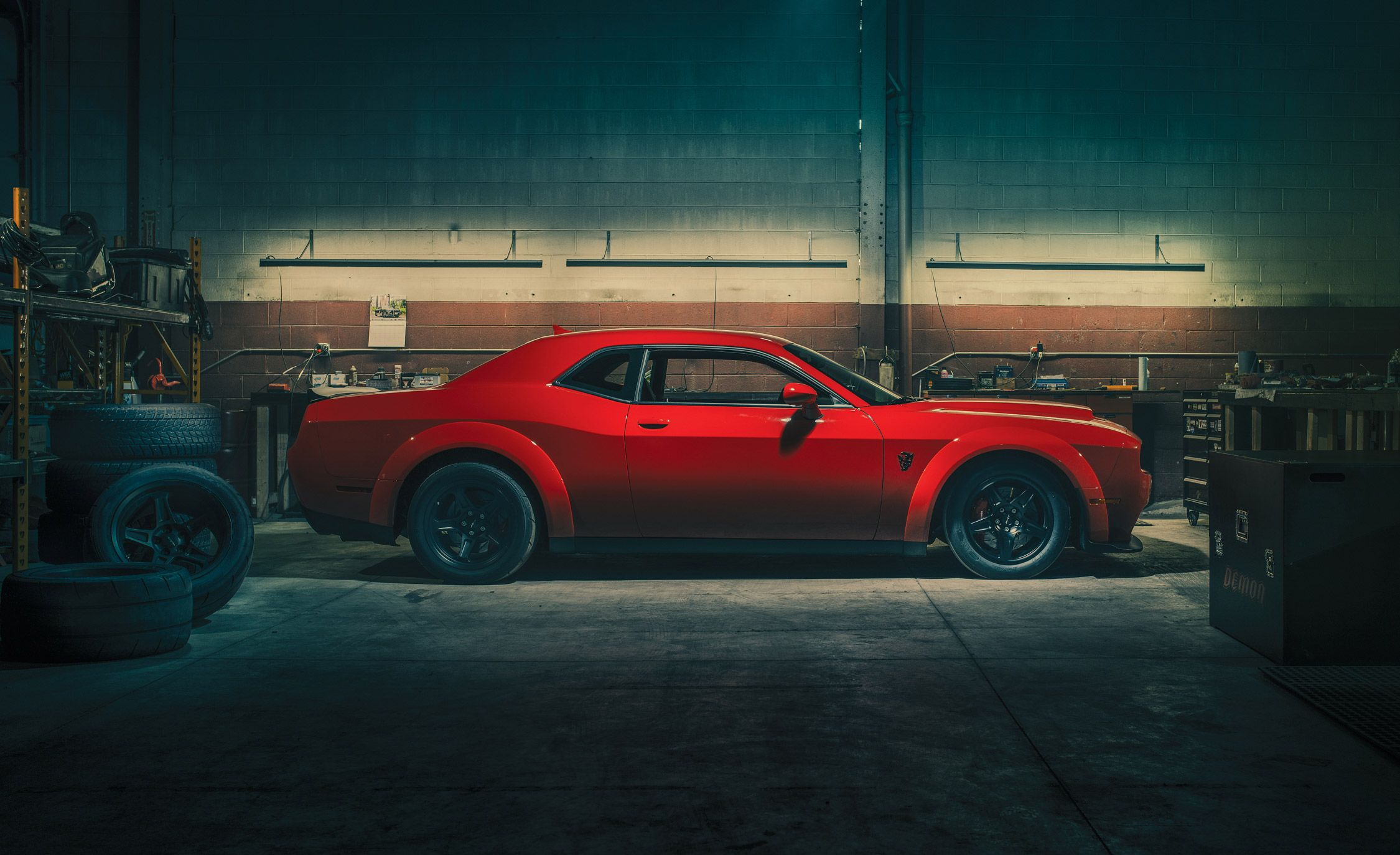 Quarter Pounder: In Depth with the 2018 Dodge Challenger SRT Demon