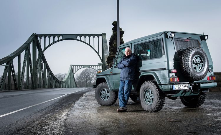 4WD Diplomacy: We Retrace U.S. Intelligence Cold War Routes in a Mercedes G-Wagen and SRT Jeep