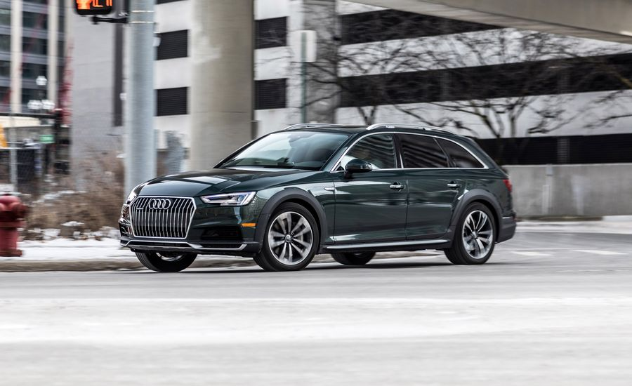 Audi A Allroad Test Review Car And Driver - 2018 audi a4 msrp