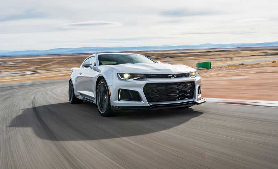 2017 Chevrolet Camaro ZL1 Manual