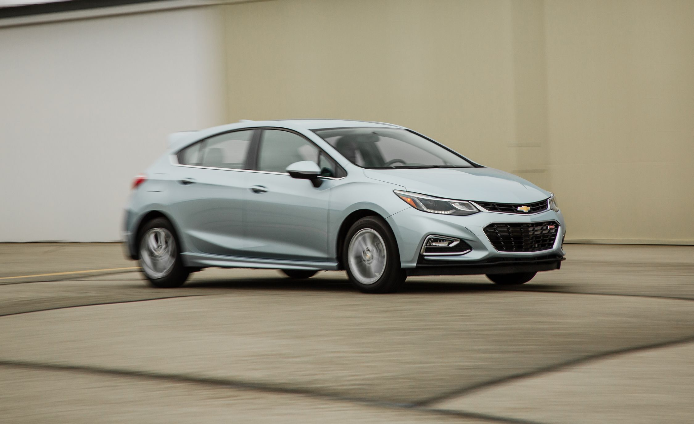 2017 Chevrolet Cruze Hatchback Manual Test Review Car And Driver Chevyclutchlinkage Chevy Truck Clutch Linkage Diagram Pictures