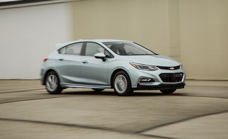 2017 Chevrolet Cruze Hatchback Manual