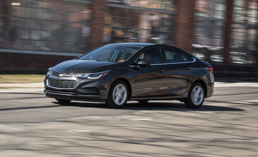 2017 Chevrolet Cruze Diesel Sedan Automatic