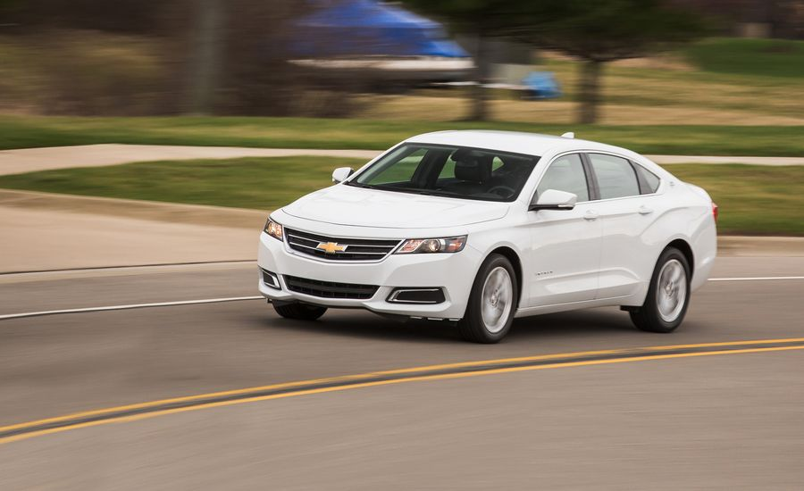 2017 Chevrolet Impala | Review | Car and Driver