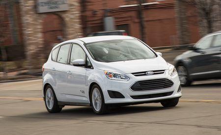 2017 Ford C-Max Energi Plug-In Hybrid