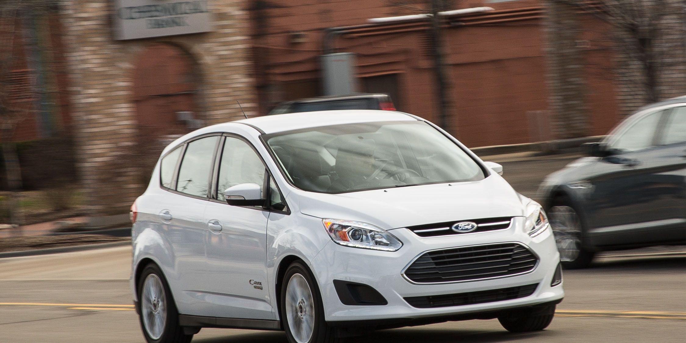 2017 ford c-max energi plug-in hybrid test | review | car and driver