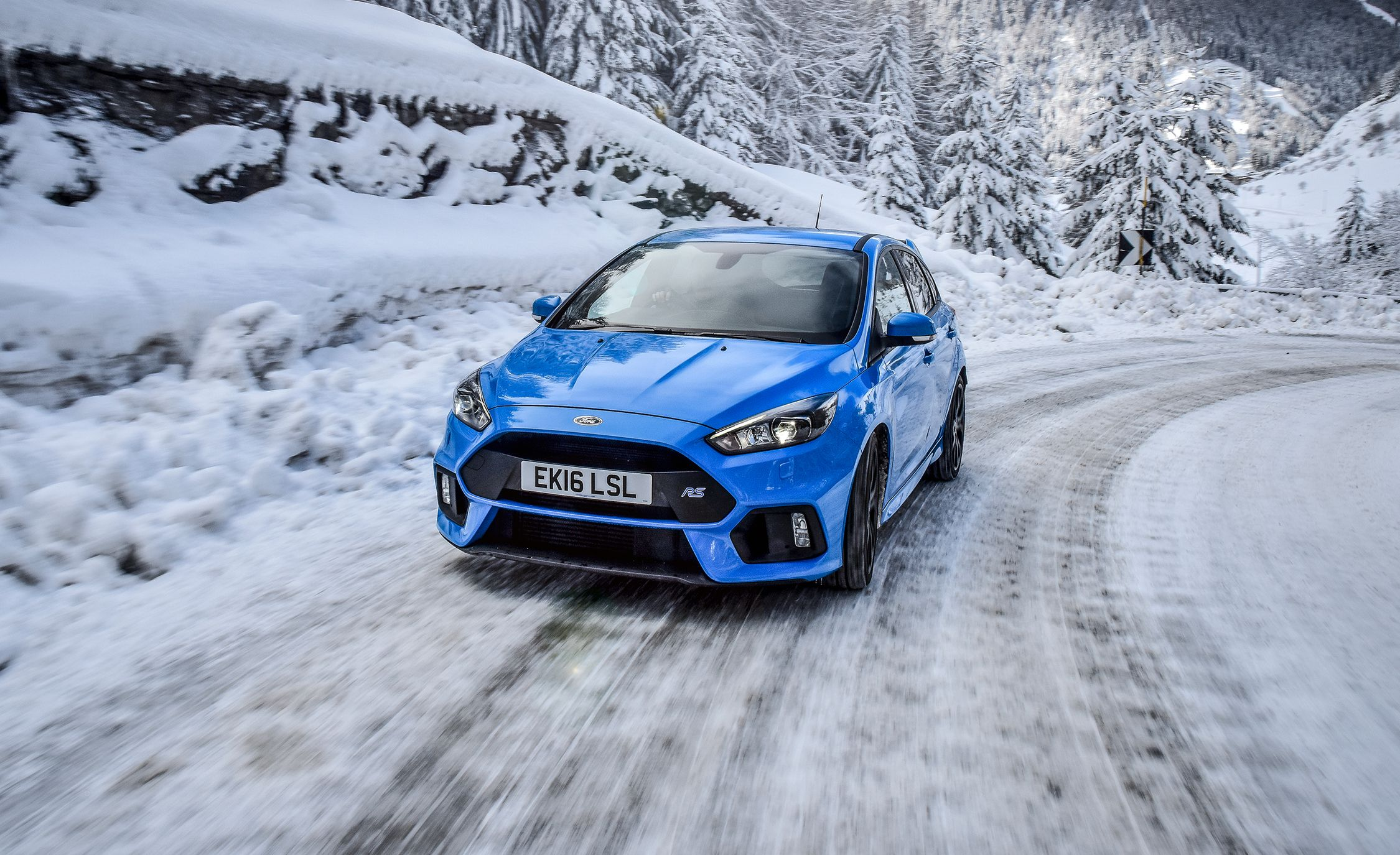 & 2017 Ford Focus RS Mountune Drive | Review | Car and Driver markmcfarlin.com