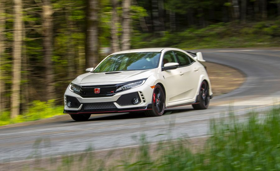2017 honda civic type r first drive review car and driver. Black Bedroom Furniture Sets. Home Design Ideas