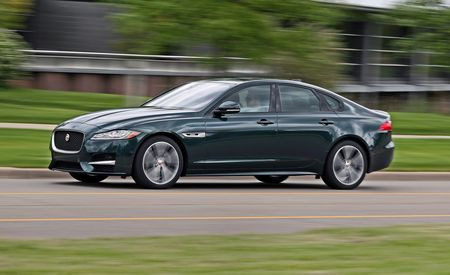 2017 Jaguar XF 20d Diesel AWD