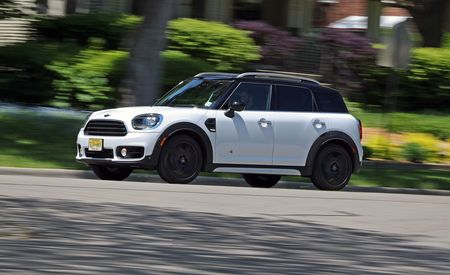 2017 Mini Cooper Countryman ALL4 1.5T Manual