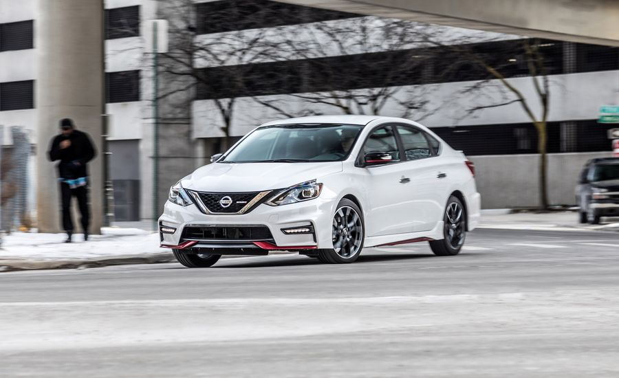 2017 Nissan Sentra NISMO Test | Review | Car and Driver