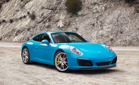 2017 Porsche 911 Carrera S PDK Automatic