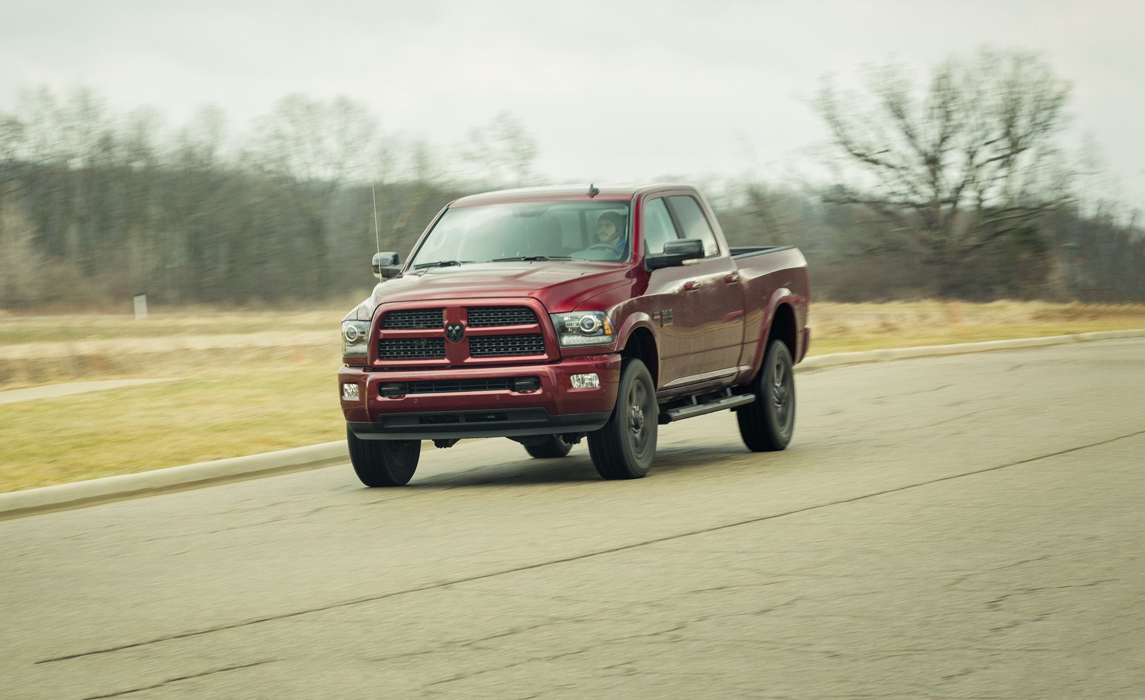 2017 Ram 2500 3500 In Depth Model Review Car And Driver 1964 Dodge Power Wagon Crew Cab