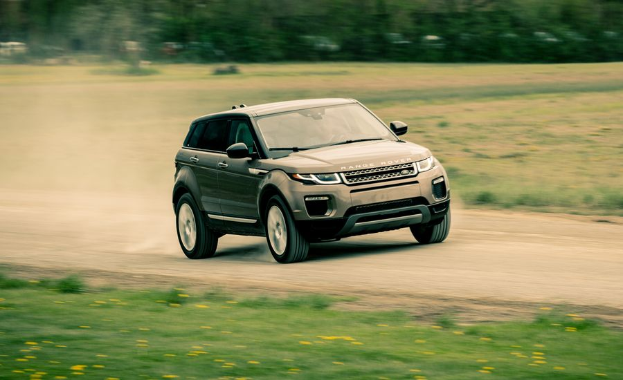 2017 Range Rover Evoque Test | Review | Car and Driver