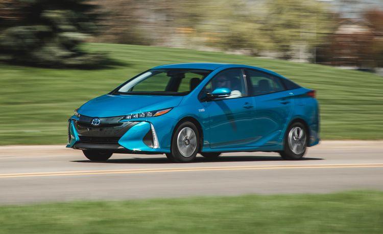2017 Toyota Prius Prime Plug-In Hybrid