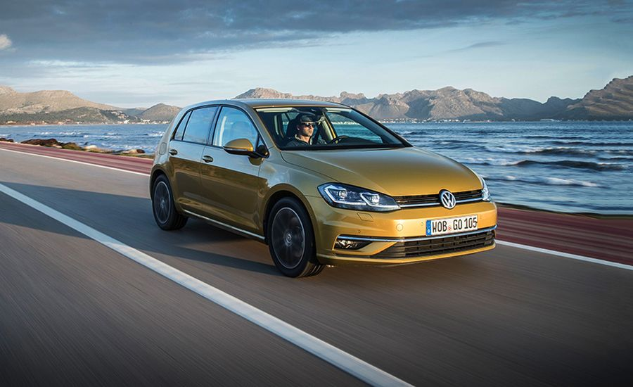 2017 Volkswagen Golf 1.0T