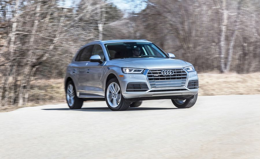 Audi Q T Quattro Test Review Car And Driver - Audi q5 reviews