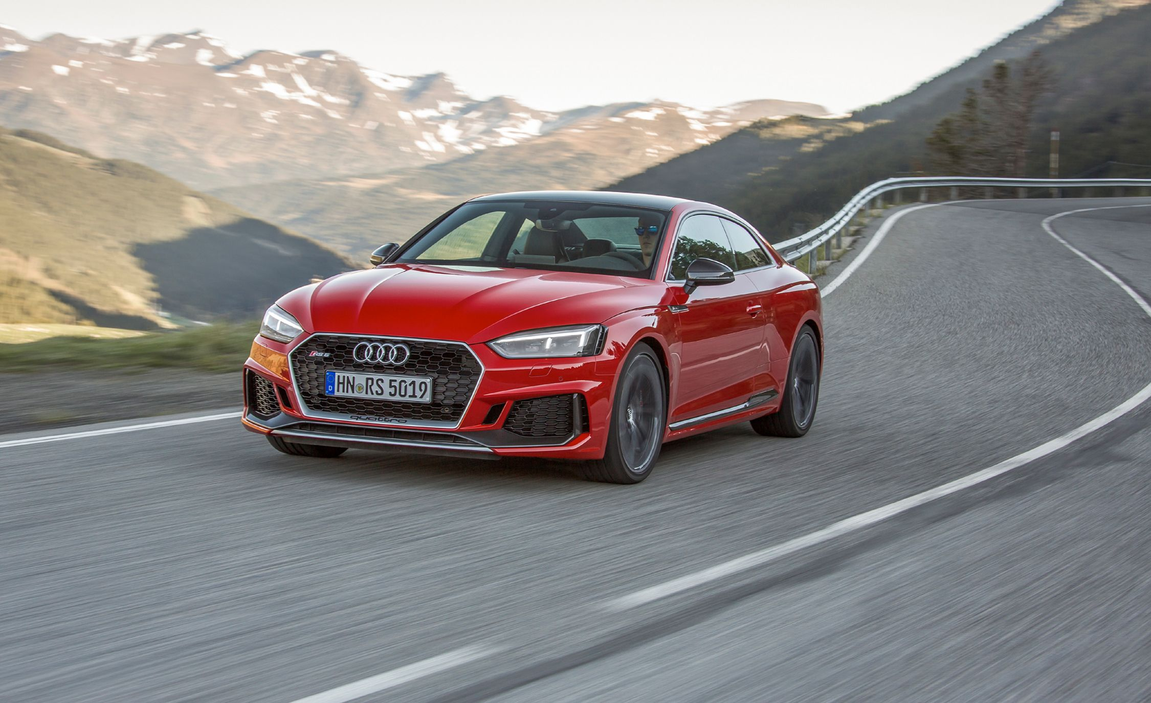 Audi RS First Drive Review Car And Driver - Audi r5