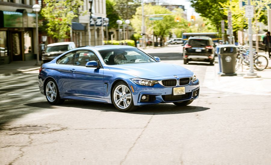 2018 BMW 440i RWD Coupe Automatic