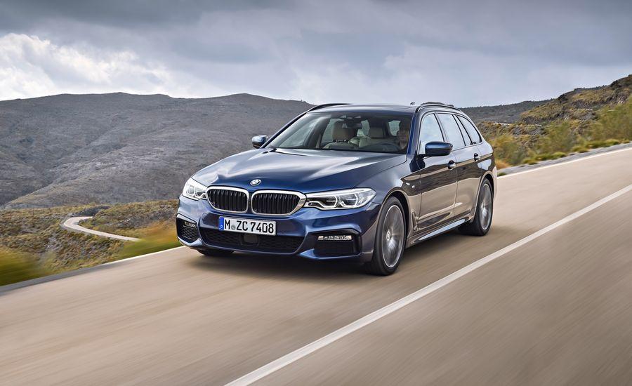 2018 BMW 530d Touring Euro-Spec