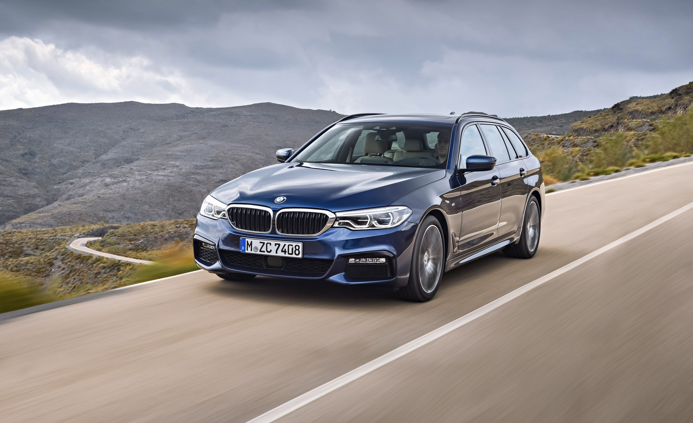 2018 BMW 530d Touring Euro Spec