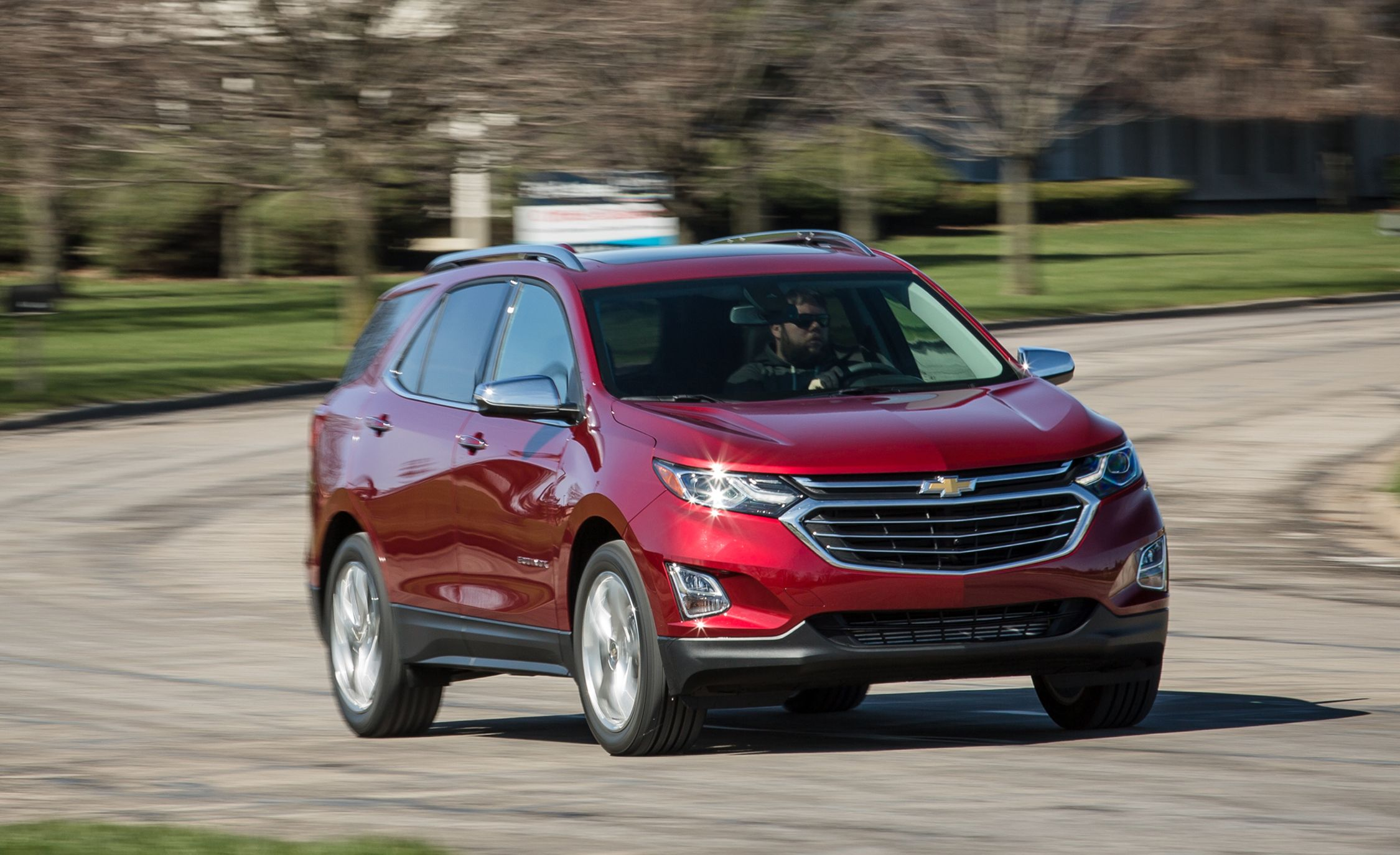 Gas tank size on chevy equinox