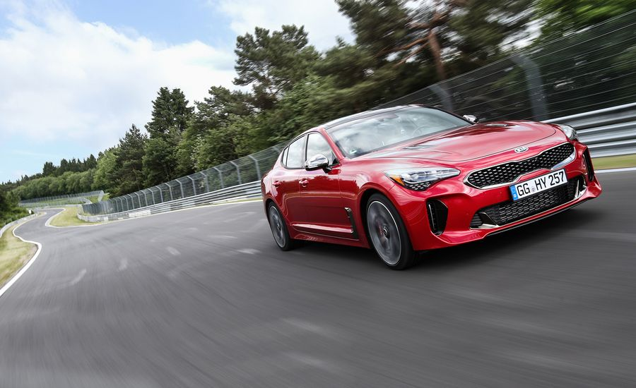 Kia Stinger First Drive Review Car And Driver - Fast car hire reviews